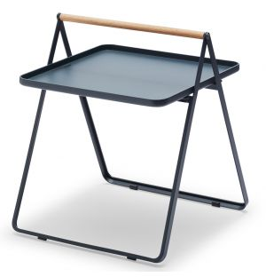 Table d'appoint en aluminium By Your Side