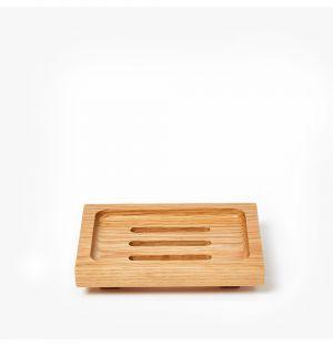 Porte-savon en chêne
