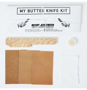 Couteau à beurre à sculpter