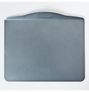 Plaque de cuisson anti-adhésive en acier