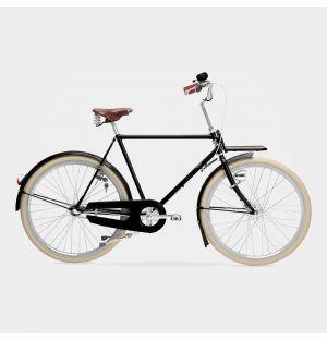 Vélo homme Kopenhagen Classic 7 vitesses noir - M