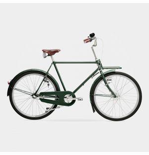 Vélo homme Kopenhagen Classic 7 vitesses vert sapin - M