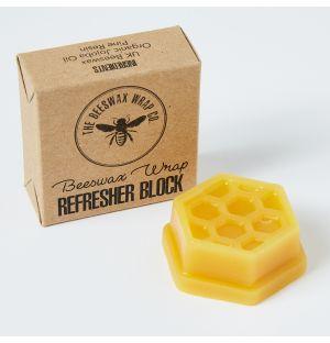 Bloc rafraîchissant à la cire d'abeille