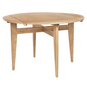 Table B-Table en chêne