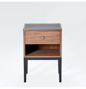 Table de chevet Monument tiroir et casier
