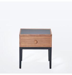 Table de chevet Monument 1 tiroir