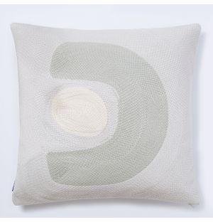 Housse de coussin Abstract écume - 45 x 45 cm