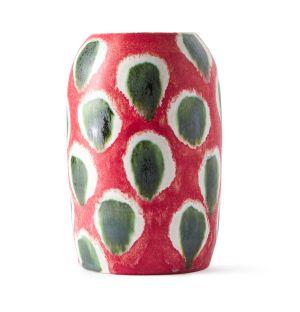 Vase Dapple rouge
