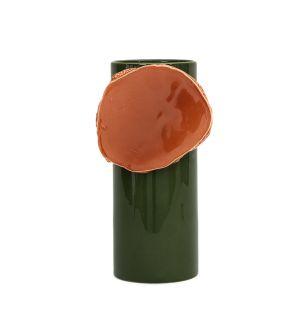 Vase Découpage Disque