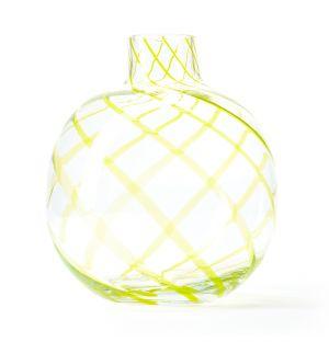 Vase rond Swirl rond Conran