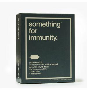 Capsules Something for Immunity