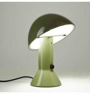 Lampe à poser Elmetto 685 - vert