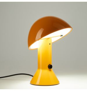 Lampe à poser Elmetto 685 - orange