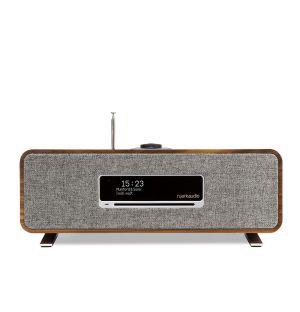 Système audio R3 en noyer