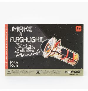 Kit lampe de poche