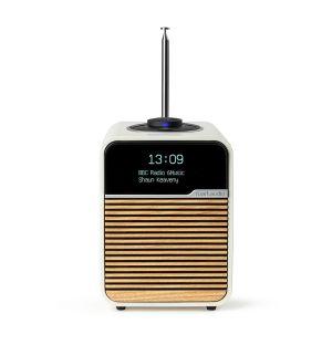 Radio portable R1 MK4 en chêne