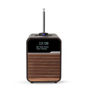 Radio portable R1 MK4 en noyer
