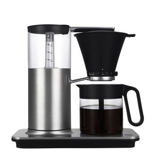 Machine à café Classic+ - acier inoxydable