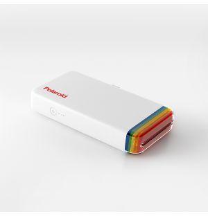 Imprimante photo de poche Polaroid Hi-Print 2x3 - blanc
