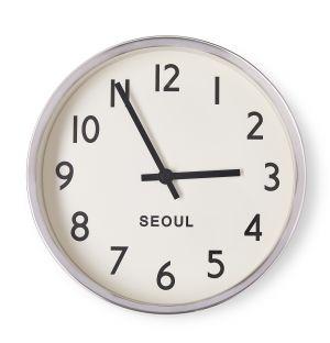 Horloge Time Zone Seoul