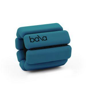 Bracelets lestés bleus
