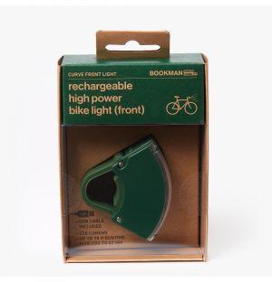 Clip réflecteur avant - vert