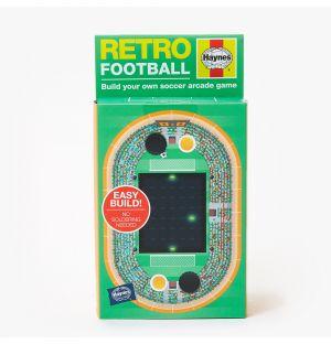 Kit de jeu de football rétro