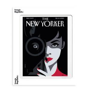 Affiche « Behind The Lense » - 56 x 76 cm