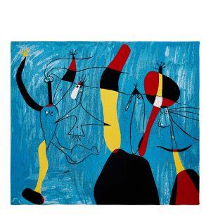 Tapisserie Miró - Pour Pilar de Tout Coeur