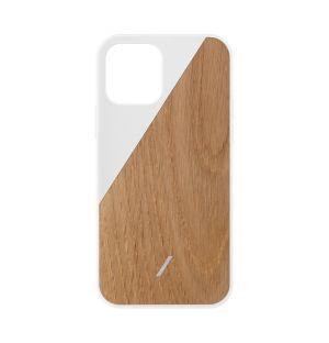 Coque en bois N.U Clic pour iPhone 12 Pro