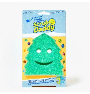 Éponge Scrub Daddy - sapin de Noël