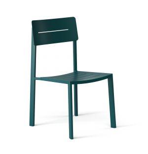 Chaise d'extérieur Highline verte