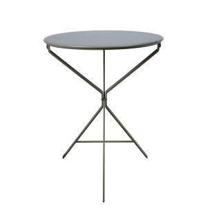 Table pliante Bistro verte - Modèle d'exposition