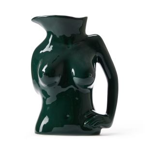 Carafe Jugs vert bouteille exclusive