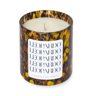 Bougie parfumée Leopardo