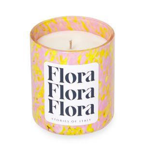 Bougie parfumée Flora