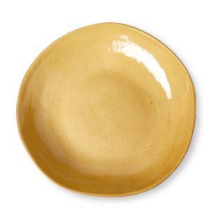 Grand plat miel
