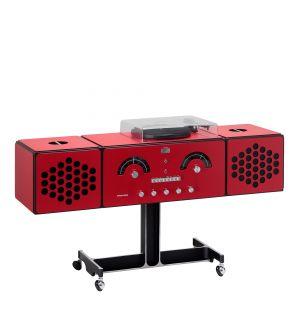 Radiofonographo rouge