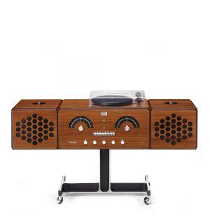 Radiofonographo noyer