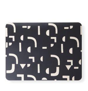 Set de table Abstract rectangulaire