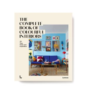 The complete book of colorful interiors