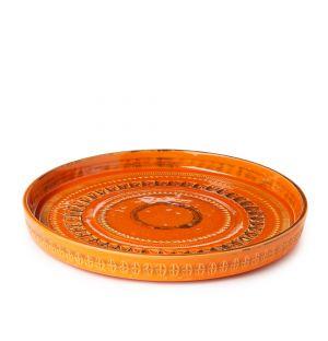 Centre de table Rimini orange