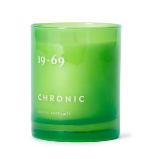 Bougie parfumée Chronic