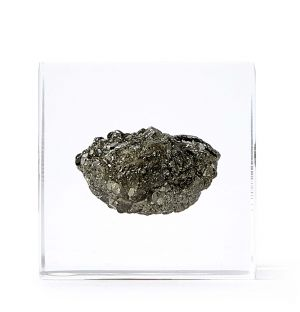 Cube Pyrite