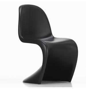 Chaise noire Panton