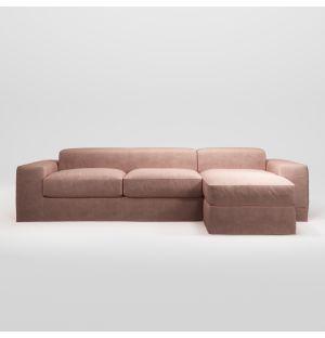 Canapé d'angle droite Planar Soft