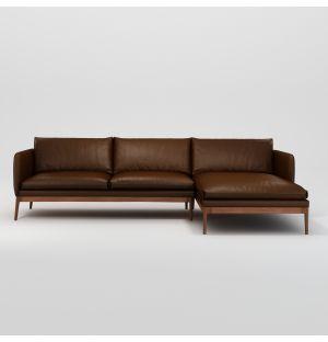 Canapé d'angle Elgin - droite