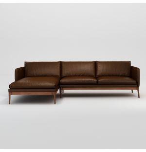Canapé d'angle Elgin - gauche