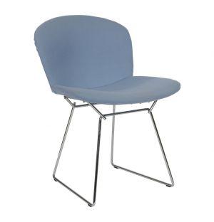 Chaise Bertoia entièrement tapissée - Knoll