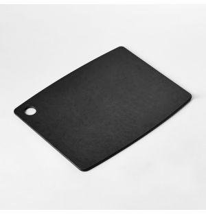 Planche à découper noire - L 38 cm